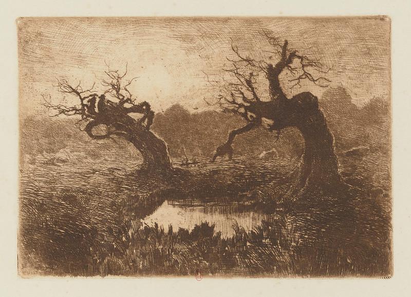 Eugene Viala - Tree Gestures, 1880-1909