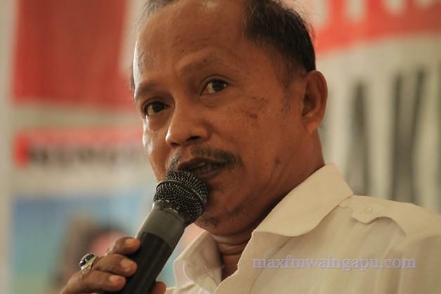 Calon Wakil Bupati: AbrahamLitinau