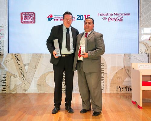 Coca-Cola entrega el Premio Nacional de Divulgación Periodística en Sustentabilidad 2015