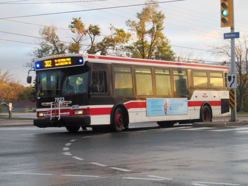 TTC 2005 Orion VII #7823