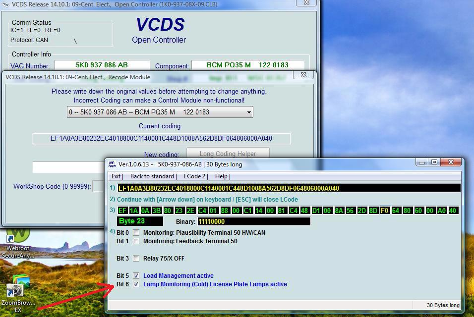 VWVortex com - HOW-TO: VagCom / VCDS Mods (w/pics)