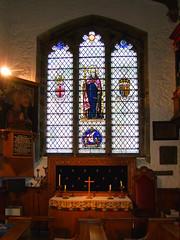 St Clement by Arthur Buss (south aisle chapel)