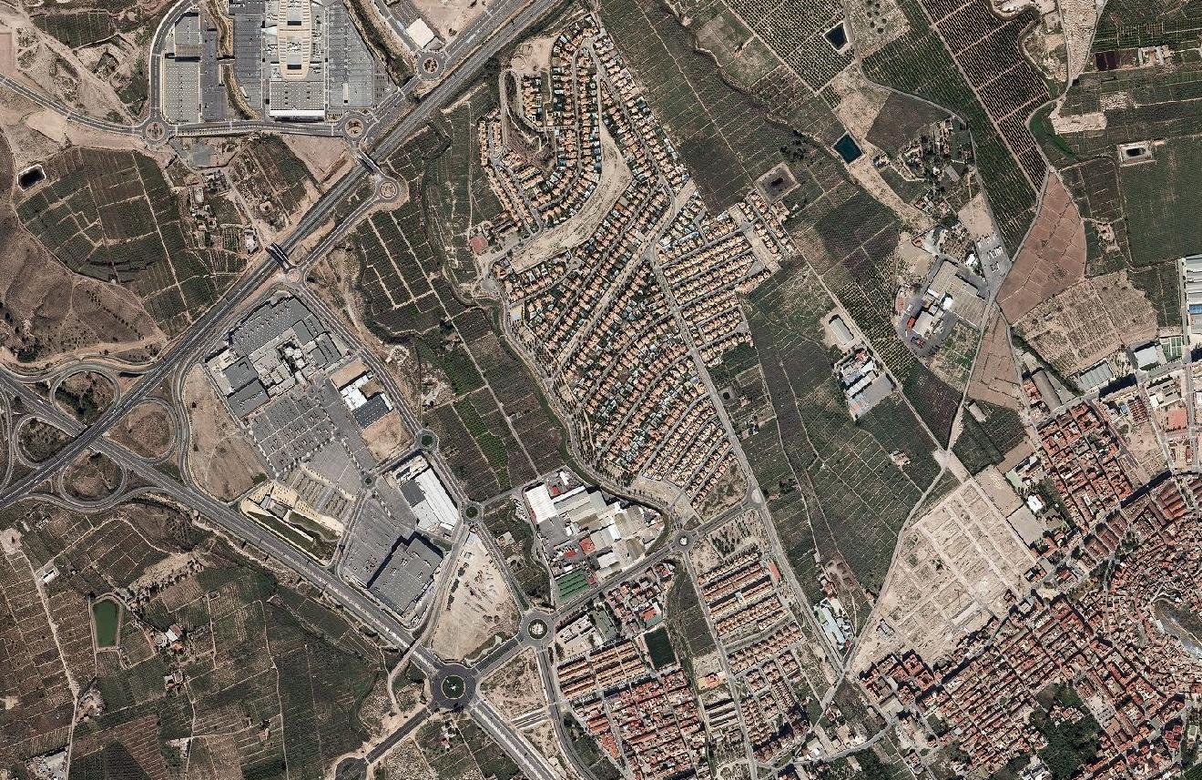 churra, murcia, ustipca, después, urbanismo, planeamiento, urbano, desastre, urbanístico, construcción, rotondas, carretera
