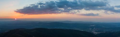 sunset panorama clouds pôrdosol pds penela espinhal fujifilms6500 ruinunes sjoãododeserto