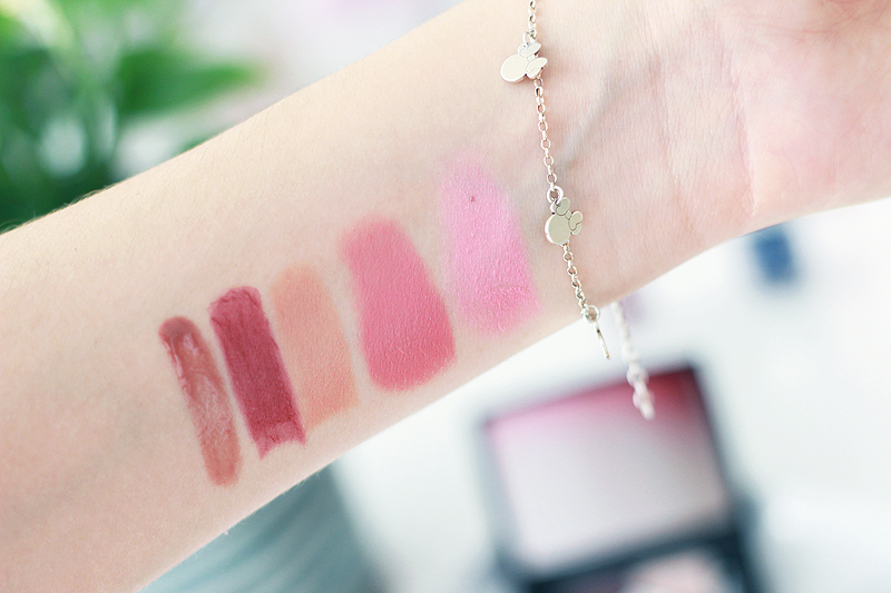 Swatches Dior Fall 2015