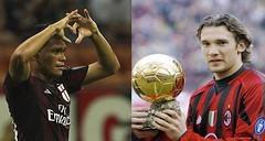Jadi Ikon Baru AC Milan, Bacca Setara Sheva?