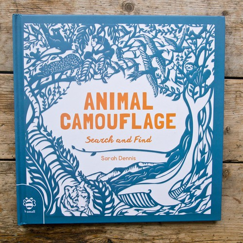 Animal Camouflage Cover