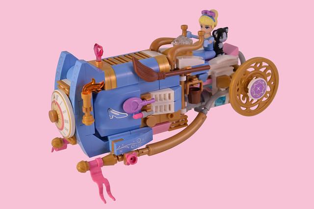 Cinderella's Speeder