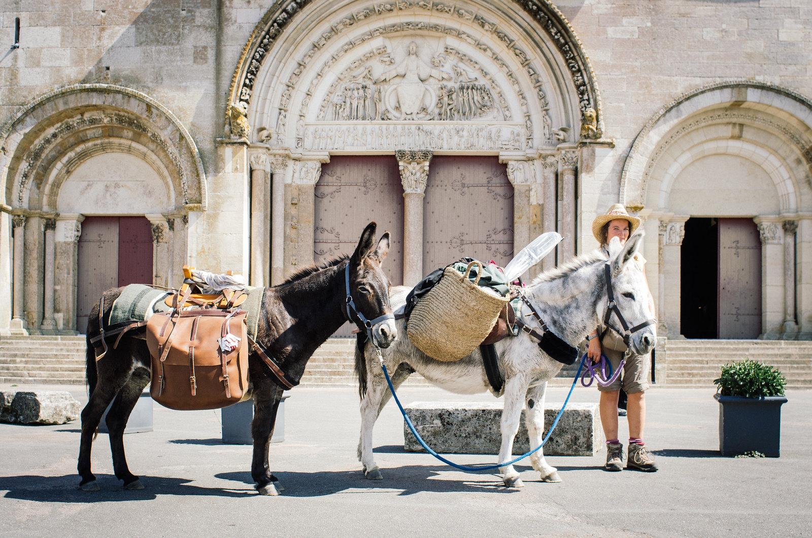 Vézelay, mystique et ésotérique - Sur les chemins de Compostelle