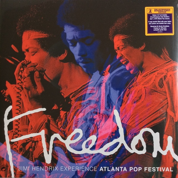 Freedom - Atlanta Pop Festival