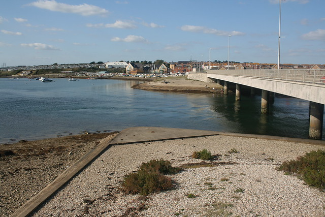 Ferry Bridge, Wyke Regis