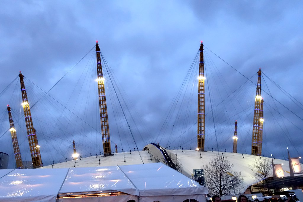 The British Street Food Festival 2015: O2 Millennium Dome