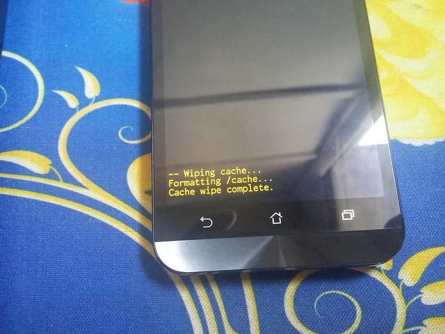 Hướng dẫn giải phóng bộ nhớ cache trên Zenfone 2 Laser - 103843