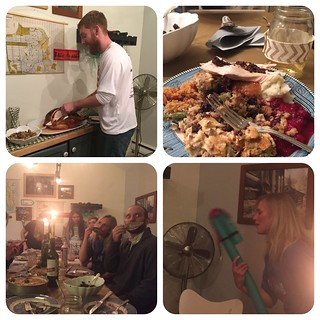 Glimpses of a friendsgiving