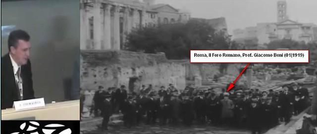 ROMA ARCHEOLOGICA & RESTAURO ARCHITETTURA: Video di Il Foro Romano, Prof. Giacomo Boni & Il presidente americano Woodrow Wilson in Roma (04|01|1919), di Istituto Veneto di Scienze, Lettere ed Arti (18-19|10|2015).