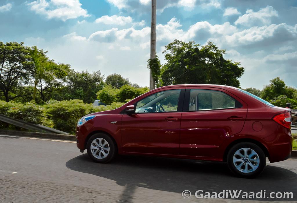 Ford Figo Aspire Review-3