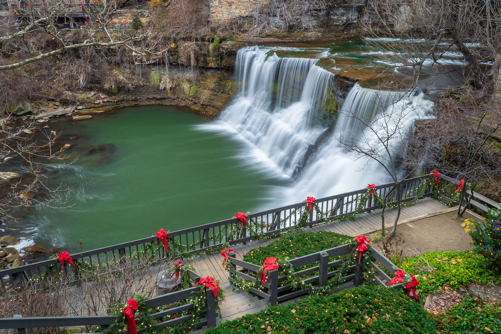Chagrin Waterfall