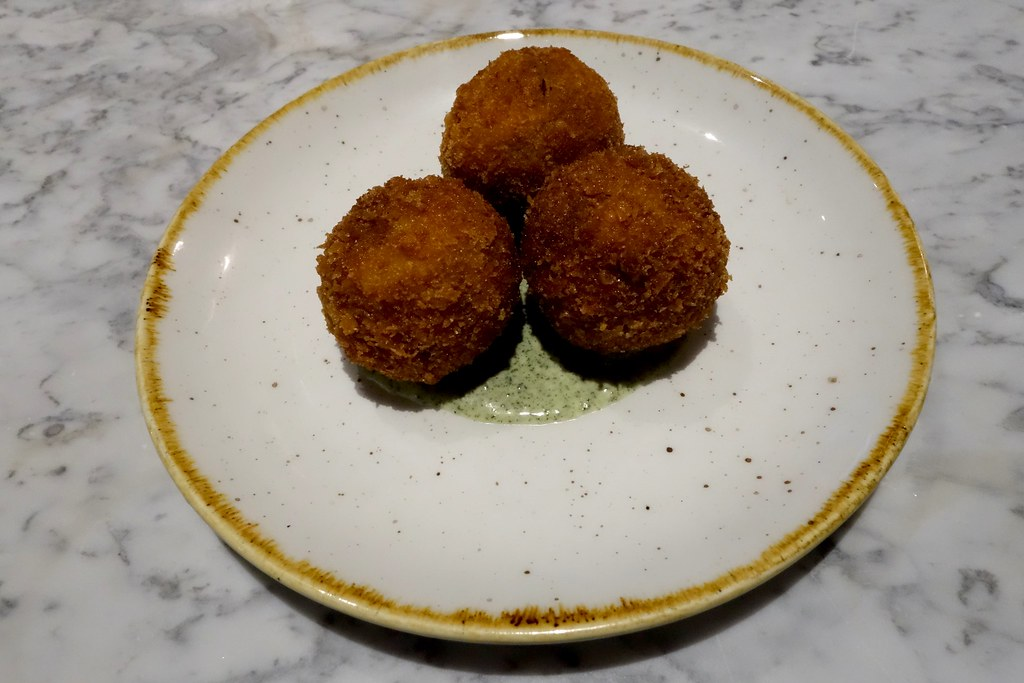 The Ninth: Oxtail Croquettes