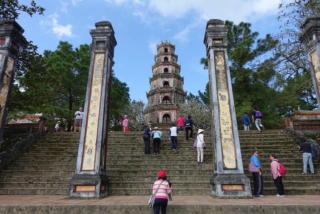 順化 靈姥寺