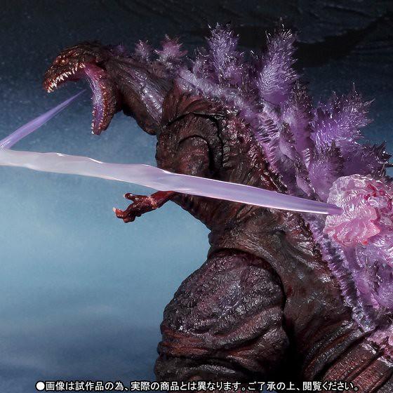 S.H.MonsterArts 哥吉拉(2016) 「第四型態覺醒版本」!
