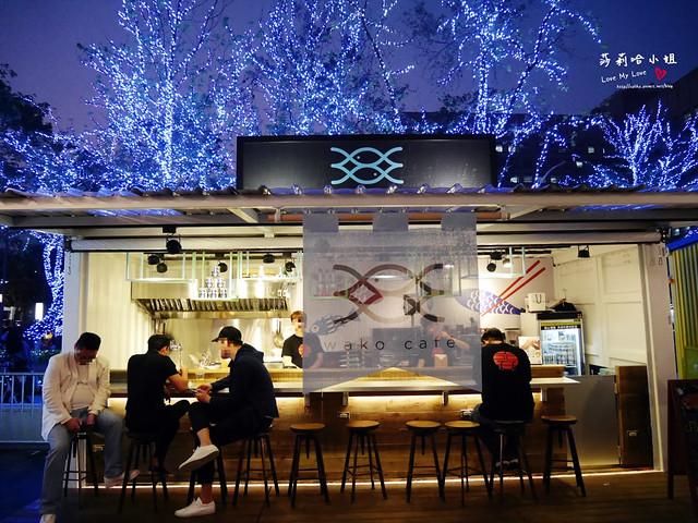 台北一日遊推薦COMMUNE A7信義區貨櫃市集攤位吃喝攻略 (20)