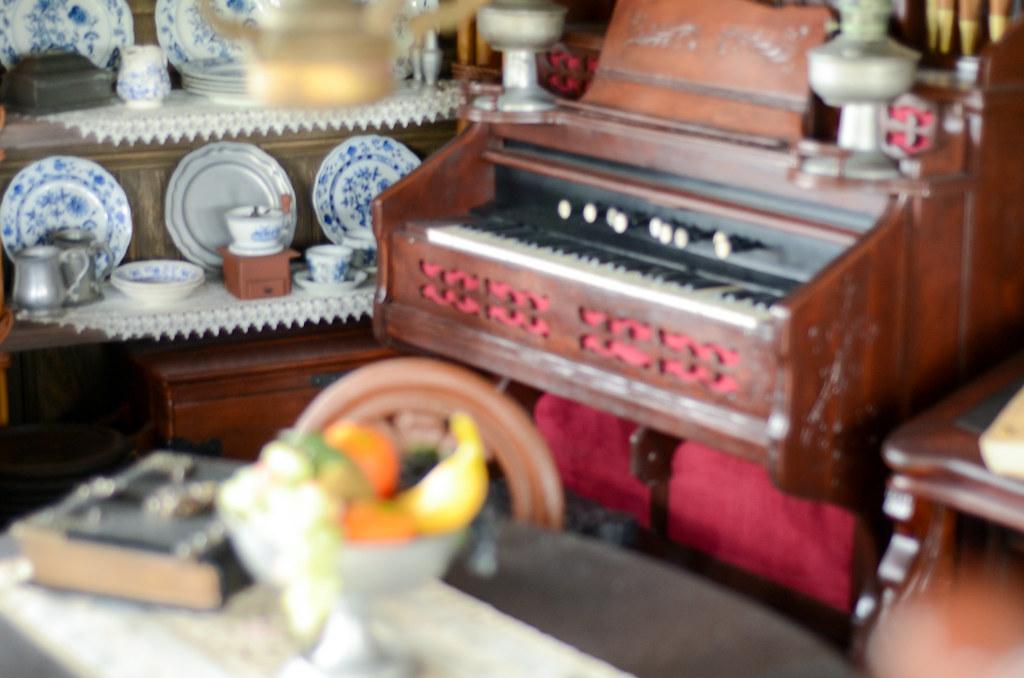 Swiss Family Robinson piano
