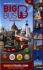 Big Bus Budapest, Hop-On Hop-Off Sightseeing; 2016_1, Hungary