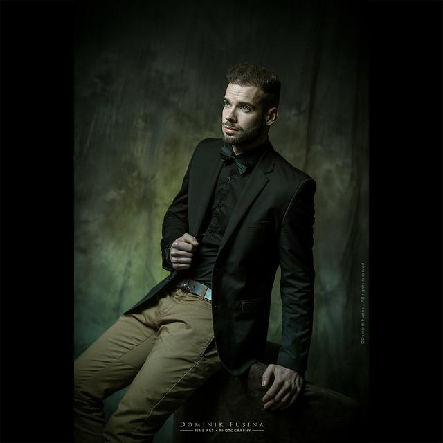 Jeremy   Portrait session