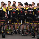 Ploegvoorstelling 2017: Forte Young Cycling Team
