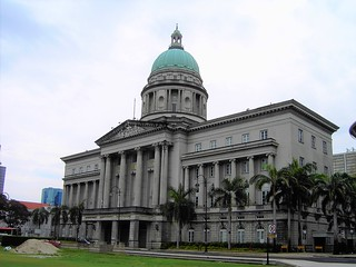 Singapore. The National Gallery of Singapore. It was originally the Supreme Court 1939 and the City Hall 1929.
