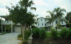 The houses of Anna Maria Island, FL. Feb/2017
