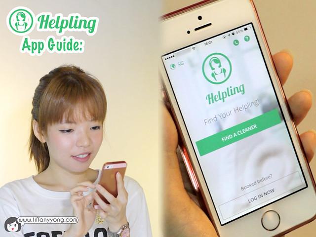 Helpling App Guide