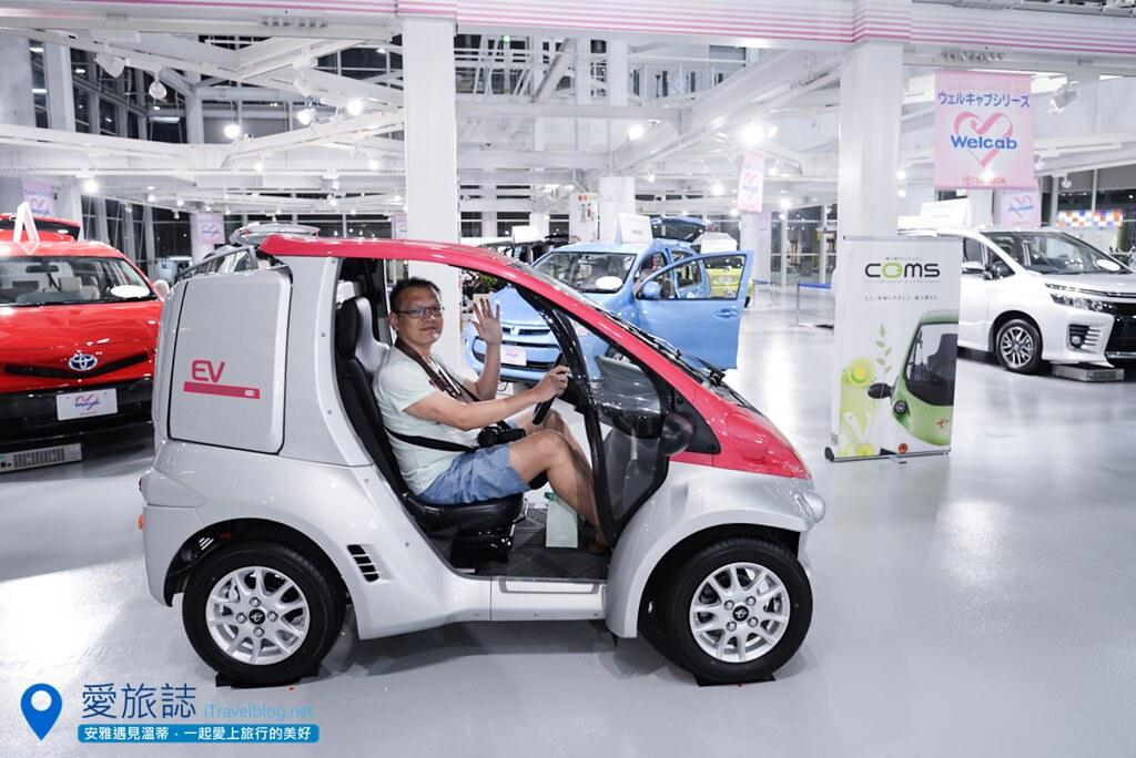《东京景点推荐》MEGA WEB 台场TOYOTA汽车展示中心,近距离体验未来的好车设计。