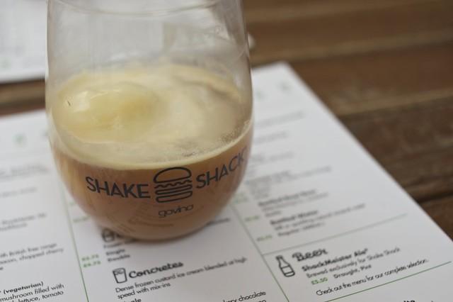 Shake Shack/Mast Brothers Chocolate Beer Float - DSC_9541
