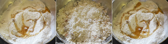 How to make rava laddu with coconut - Step6
