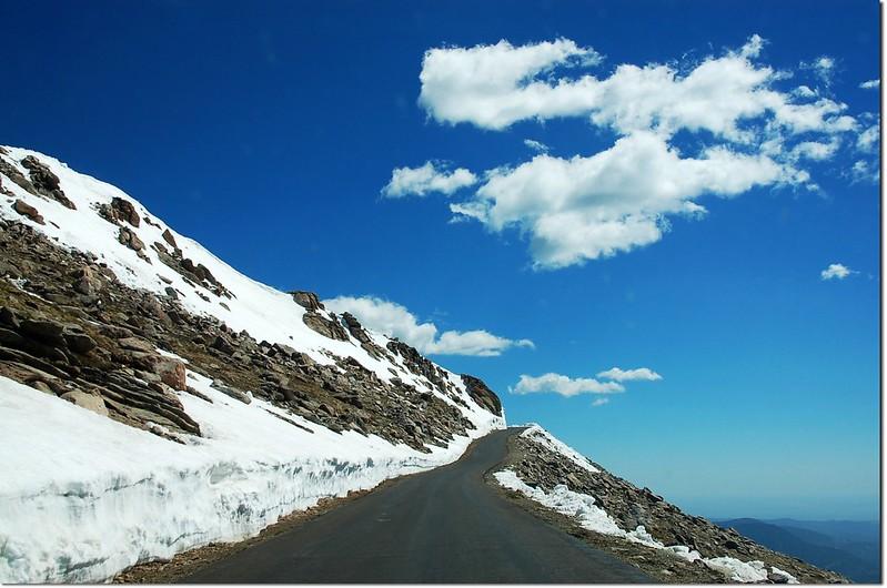 Mount Evans road (Hwy 5) 22