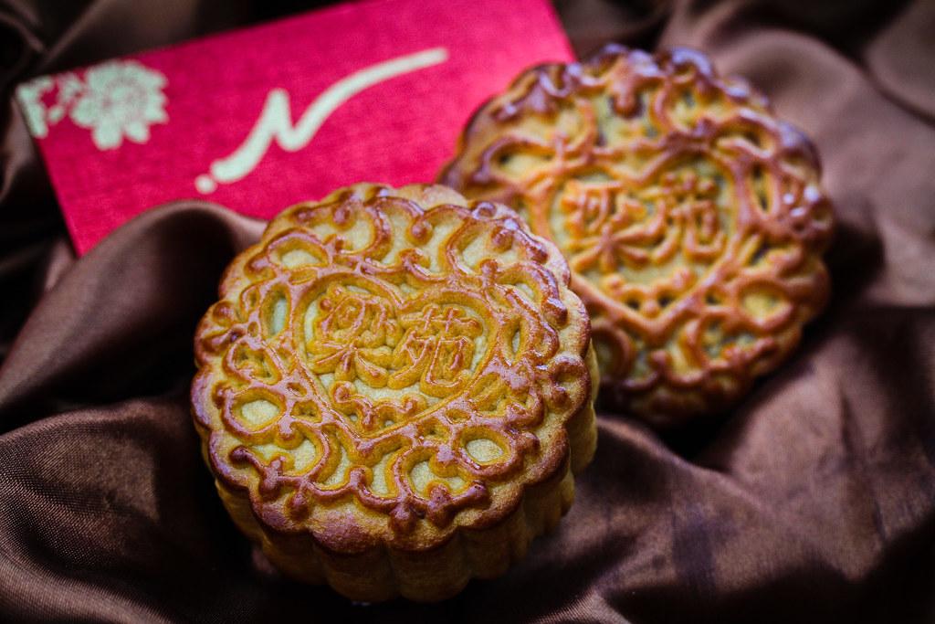 中秋月饼:新花园