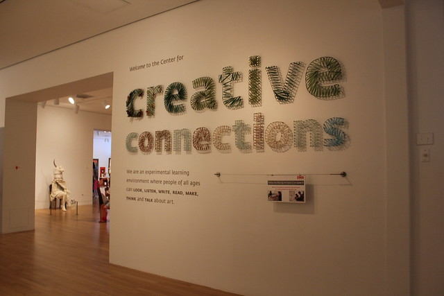Children's Area, Dallas Museum of Art