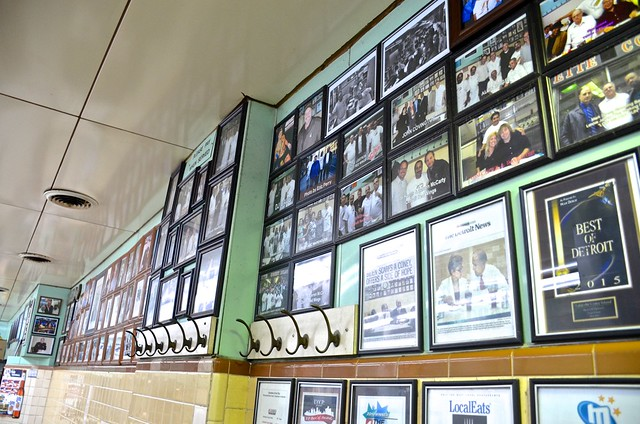 coney lafayette wall fame