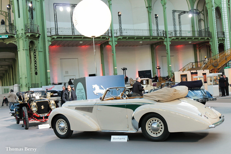 [75][04 au 08/02/2015] 40ème Salon Retromobile - Page 17 21042963550_c162ef62b4_c