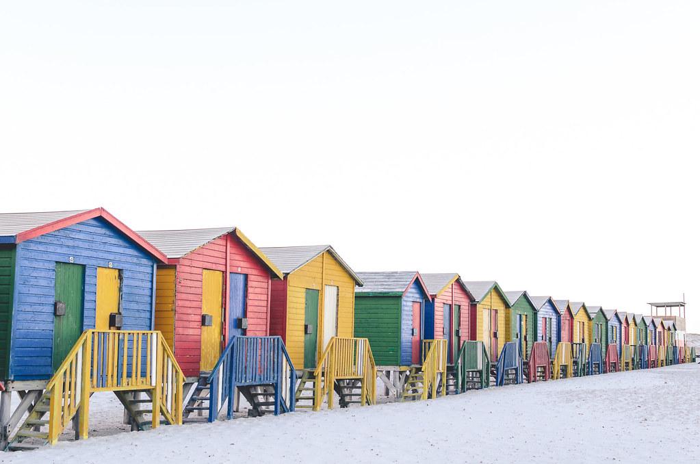 Muizenberg_beach huts