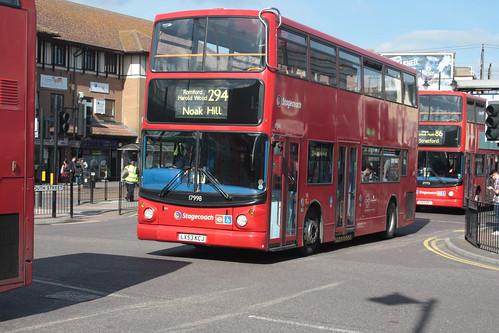 East London 17998 LX53KCJ