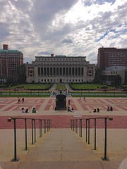 Columbia University, Harlem