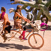 DSC01907 - Symmetrical Tandem Bike - Burning Man 2015