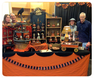 Johanna-Parker-Family-Halloween-Display