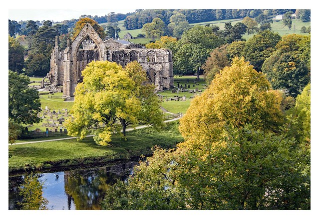 Bolton Abbey.