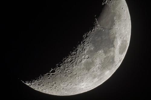 Noche Internacional de Observación de la Luna -InOMN 2015- en Cosmolarium