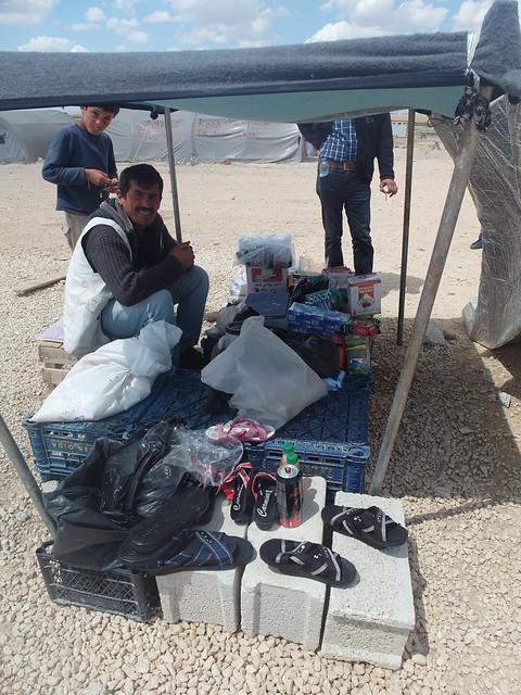 難民營雜貨鋪