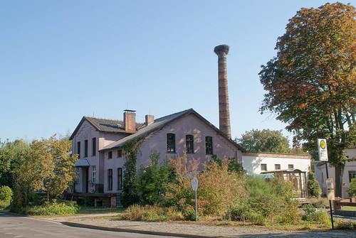 Dannefeld, ehemalige Molkerei