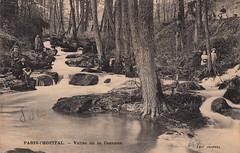 Paris-l'Hopital. - Vallée de la Cozanne (c.1910) - Photo of Tintry